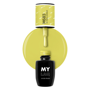 UV Nagellack My Fresh Lemonade